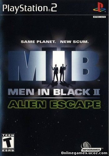 men in black ii alien escape ps2 plataforma ps2 idioma eng region ntsc