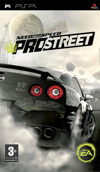 For PSP Need For Speed