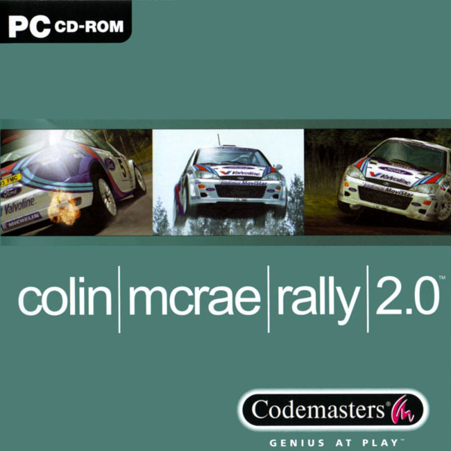 Colin McRae Rally 2.0 PC