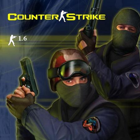 لعبة كاونتر سترايك Counter Strike 1.6